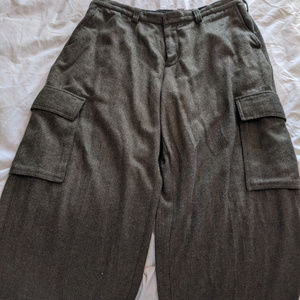 Old Navy Lined Wool Pants